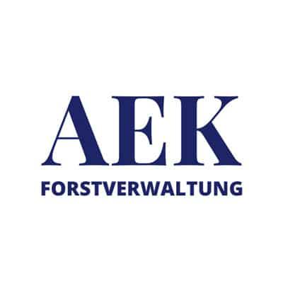 Logo AEK Forstverwaltung